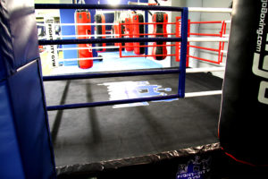 FCG sparring ring