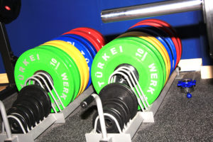 Coloured weights