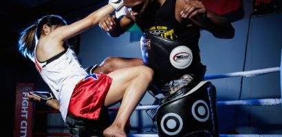 Boxing Personal Trainer
